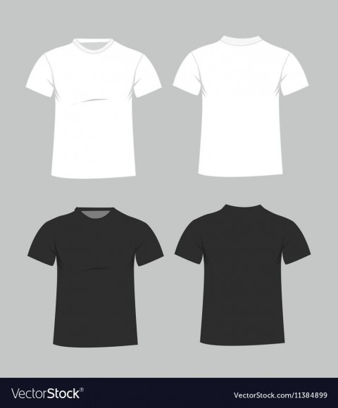 005 Imposing T Shirt Template Free High Resolution  Adobe Illustrator Download Men' T-shirt Design Polo480