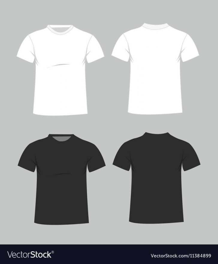 005 Imposing T Shirt Template Free High Resolution  Adobe Illustrator Download Men' T-shirt Design Polo728