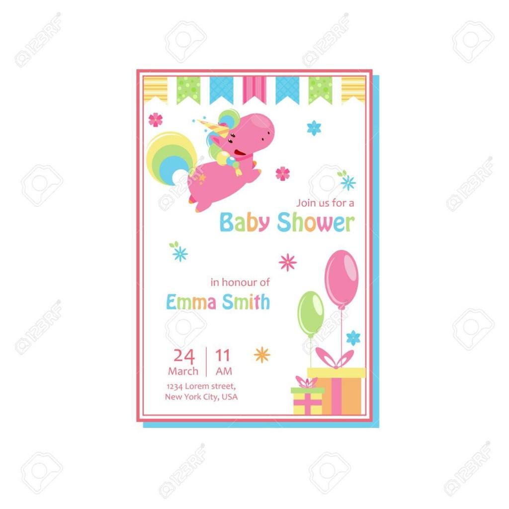005 Impressive Baby Shower Card Template Sample  Microsoft Word Invitation Design Online Printable FreeLarge