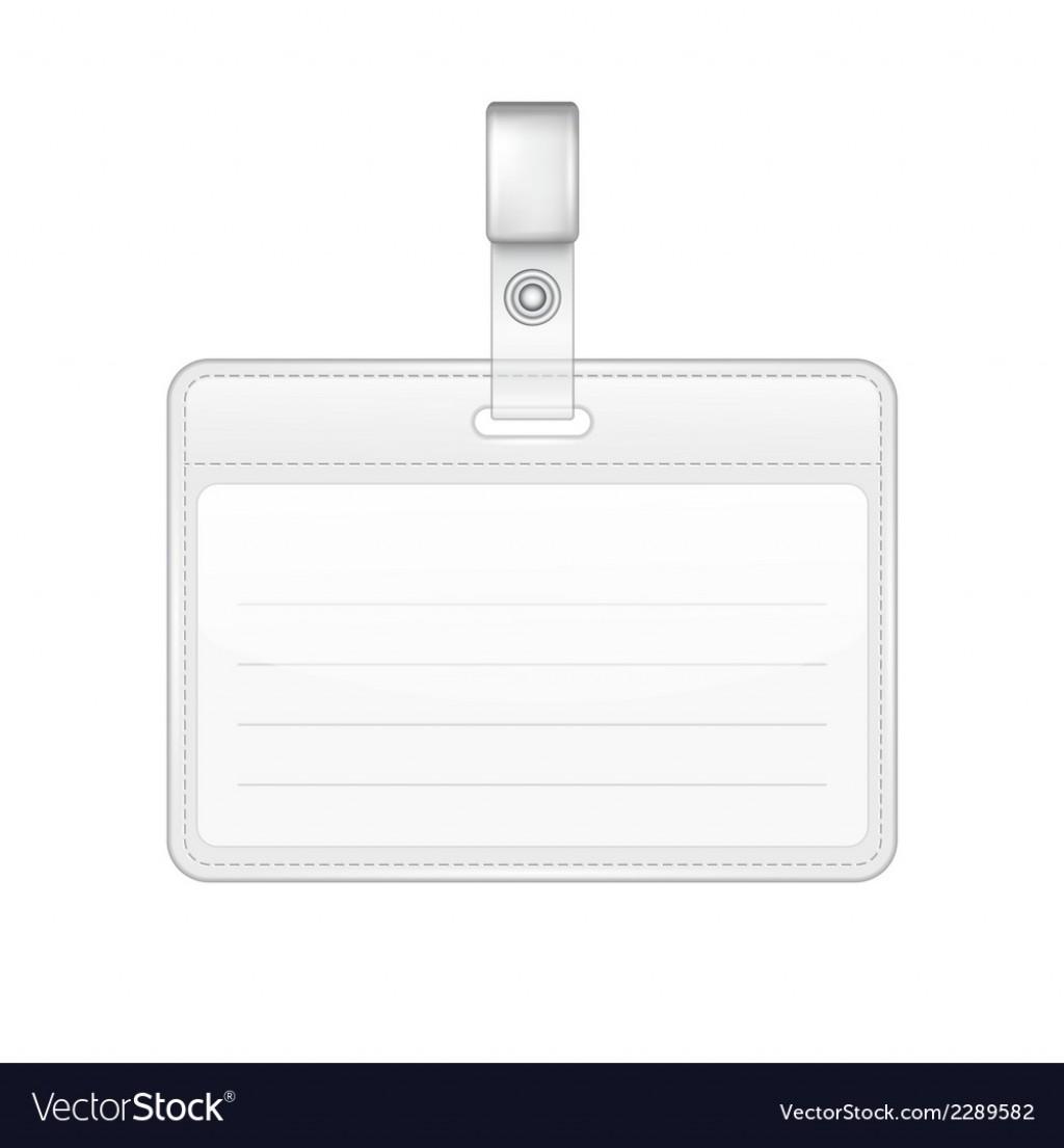 005 Impressive Blank Id Card Template Design  Free Download EditableLarge
