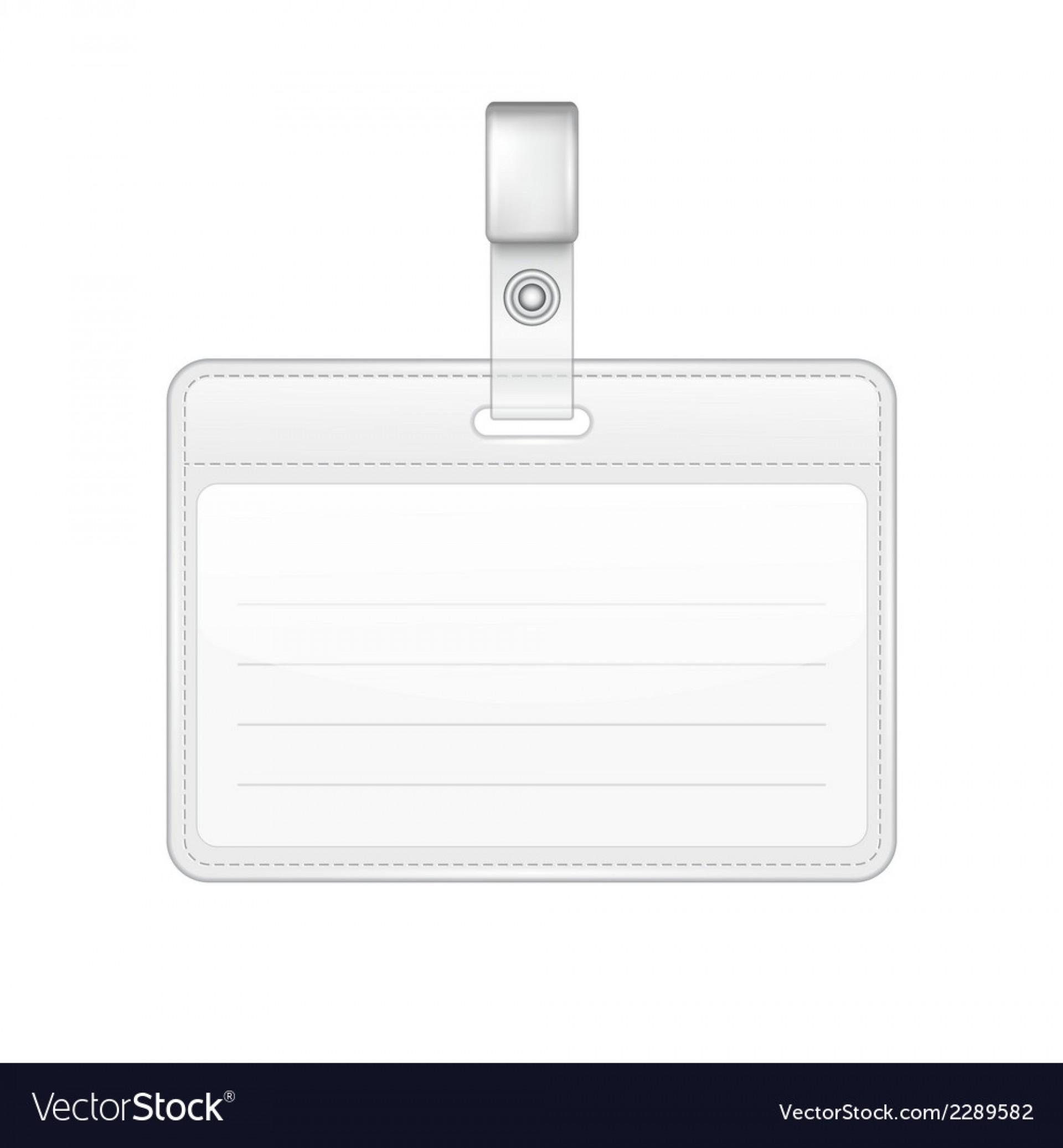 005 Impressive Blank Id Card Template Design  Free Download Editable1920