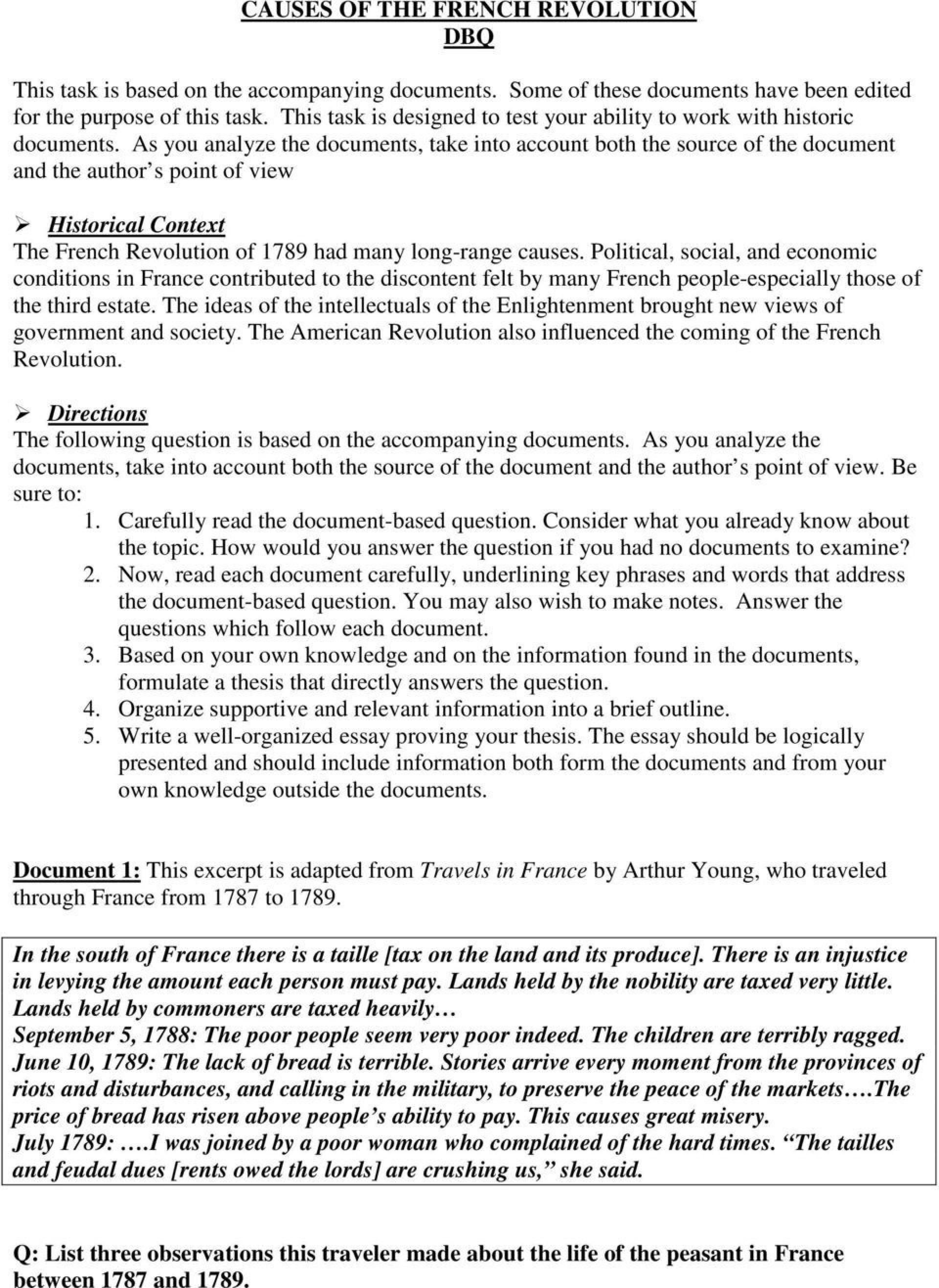 005 Impressive Cold War Essay Idea  Title Thesi1920
