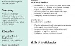 005 Impressive Customer Service Resume Template Design  Templates Best Cv Free Representative