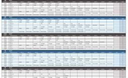 005 Impressive Excel 24 Hour Shift Schedule Template Design