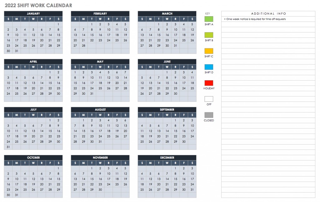 005 Impressive Free Excel Calendar Template Inspiration  2020 Monthly Download Biweekly Payroll 2018Large
