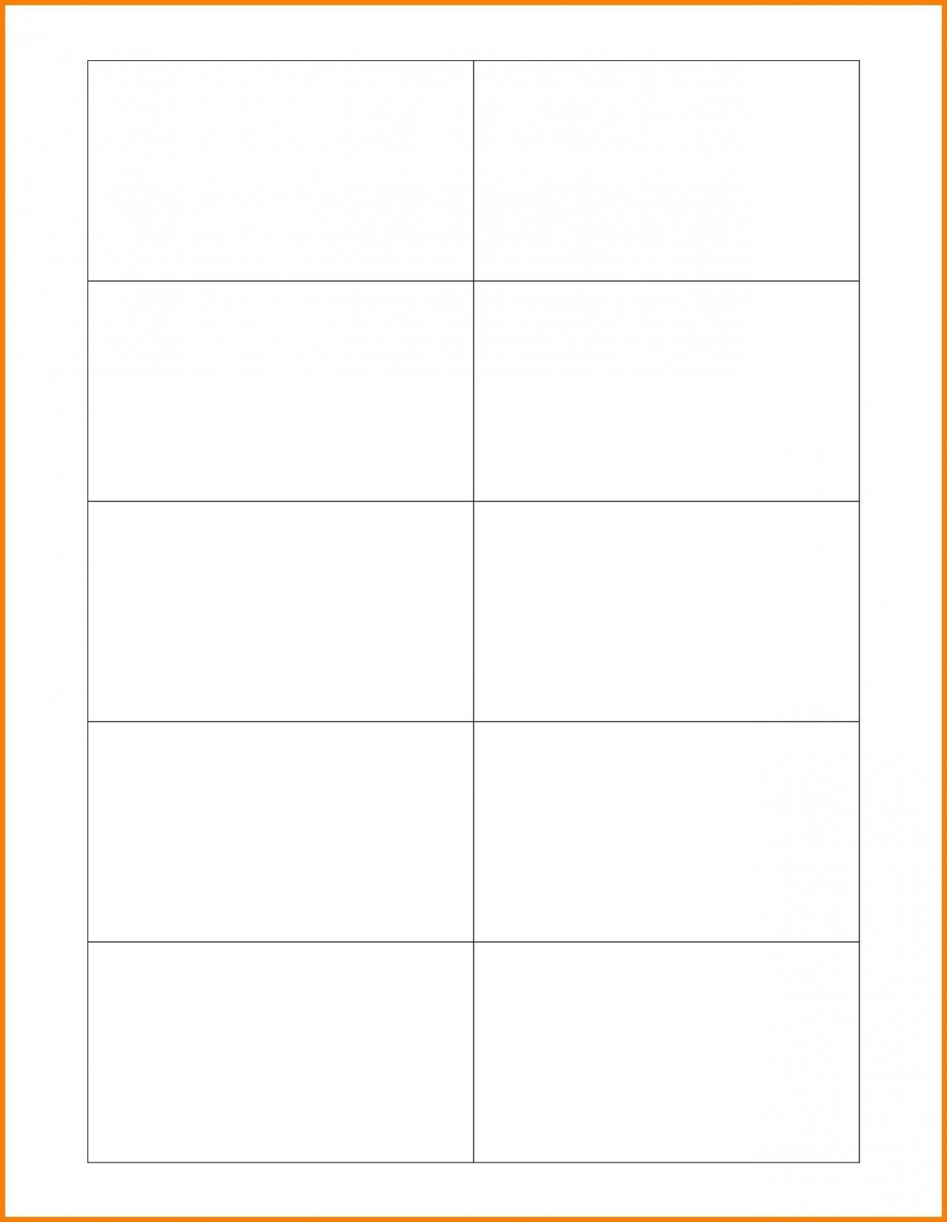 005 Impressive Free Printable Busines Card Template For Word Sample  Blank1920