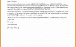 005 Impressive Generic Cover Letter Template Uk Photo