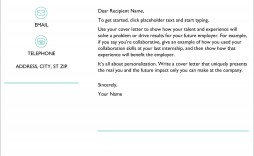 005 Impressive Google Doc Cover Letter Template Inspiration  Swis Free Reddit
