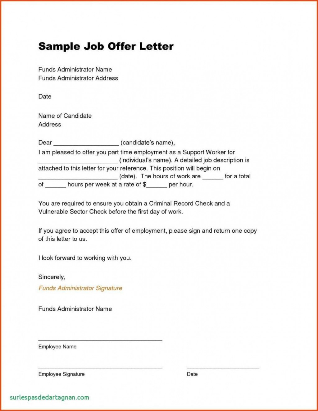 005 Impressive Home Offer Letter Template Highest Quality  PurchaseLarge
