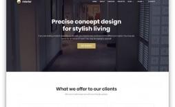 005 Impressive Interior Design Website Template High Def  Templates Company Free Download Html