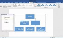 005 Impressive Microsoft Word Organization Chart Template Image  Organizational Download 2007