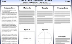 005 Impressive Poster Presentation Template Free Download High Definition  1m X A0