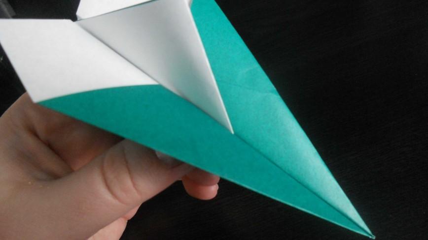 005 Impressive Printable A4 Paper Plane Design High Resolution 868