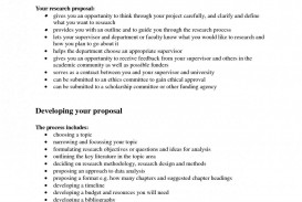 005 Impressive Research Paper Proposal Example Chicago Sample