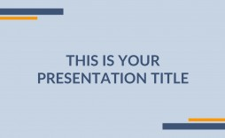 005 Impressive Simple Ppt Template Free Download For Project Presentation Idea