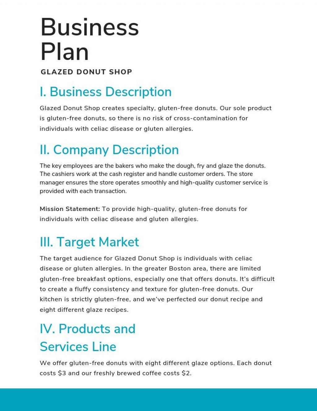 005 Impressive Startup Busines Plan Template High Resolution  Free Download DocLarge