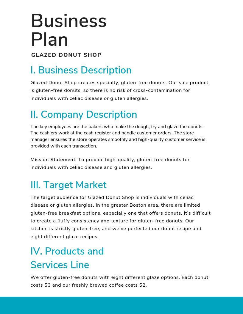 005 Impressive Startup Busines Plan Template High Resolution  Free Download DocFull