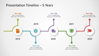 005 Impressive Timeline Powerpoint Template Download Free Image  Project Animated320