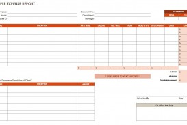 005 Impressive Travel Expense Report Template Photo  Format Excel Free