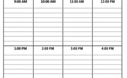 005 Incredible 24 Hour Work Schedule Template Photo  7 Day