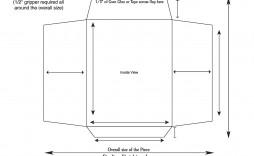 005 Incredible 5x7 Envelope Template Word Example  Microsoft Free