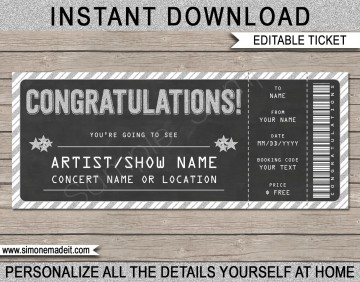 005 Incredible Editable Ticket Template Free High Resolution  Concert Word Irctc Format Download Movie360