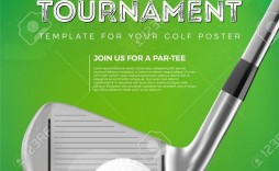 005 Incredible Golf Tournament Flyer Template Highest Clarity  Word Free Pdf