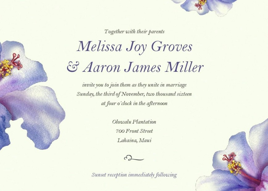 005 Incredible Microsoft Office Wedding Invitation Template Highest Quality  Templates M