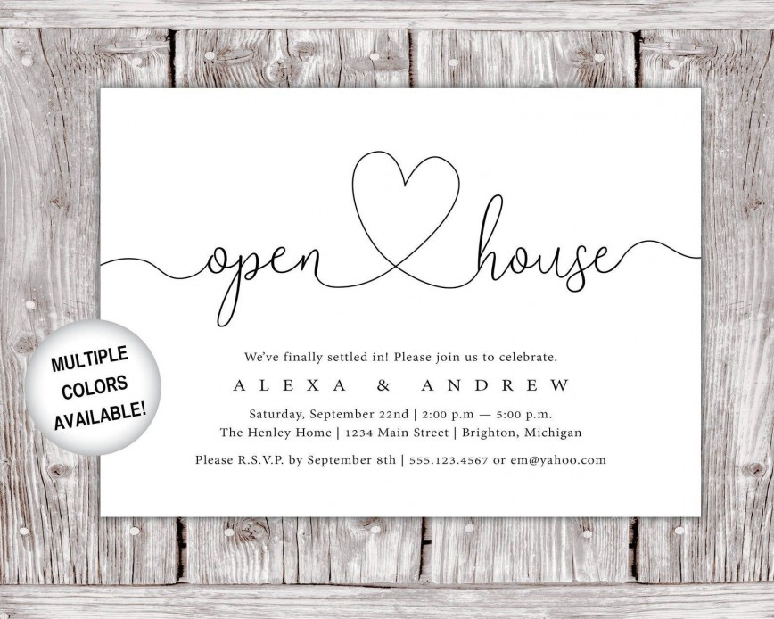 005 Incredible Open House Invitation Template High Def  Templates School Free Busines For