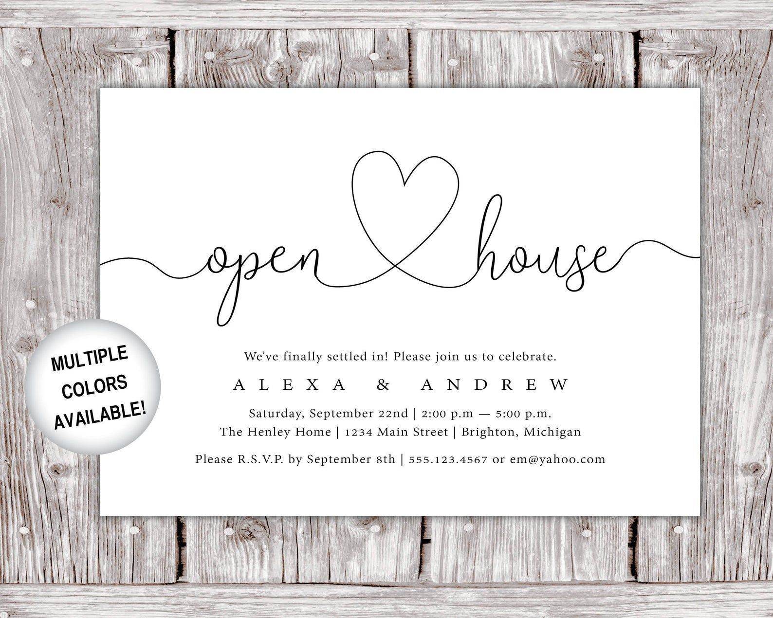 005 Incredible Open House Invitation Template High Def  Templates Free Printable BusinesFull
