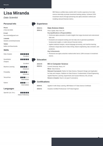 005 Incredible Recent College Graduate Resume Template Image  Word360