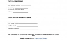 005 Incredible Tax Deductible Donation Receipt Printable High Definition