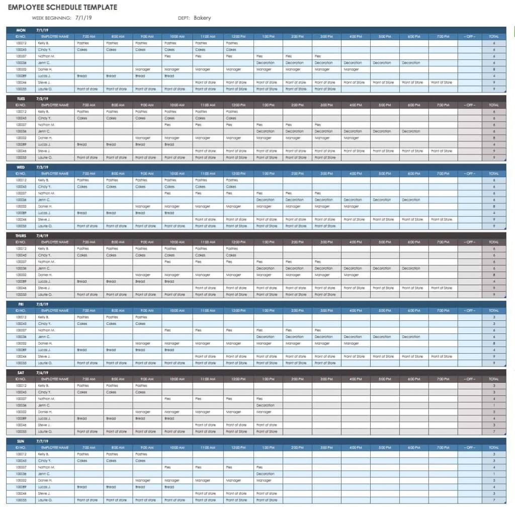 005 Magnificent Excel Work Planner Template High Resolution  Microsoft Monthly Schedule Plan SchedulingLarge
