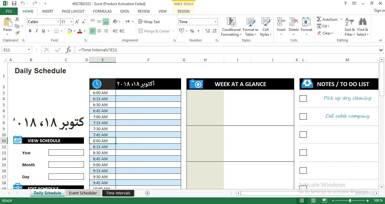 005 Magnificent Excel Work Schedule Template Photo  Microsoft Plan Yearly ShiftFull