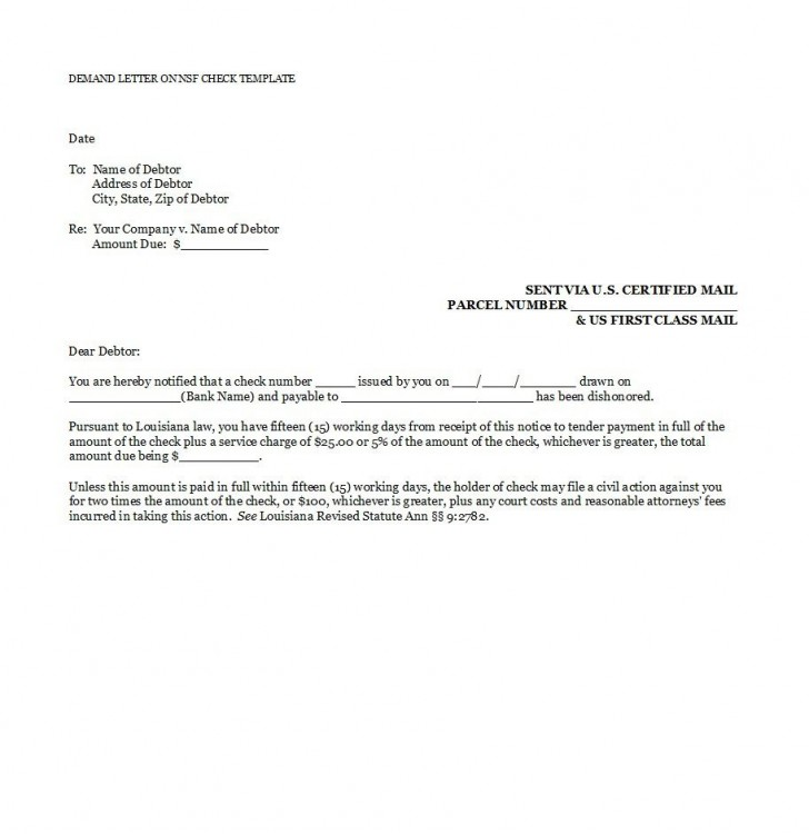 005 Magnificent Final Payment Demand Letter Template High Def  For Uk728