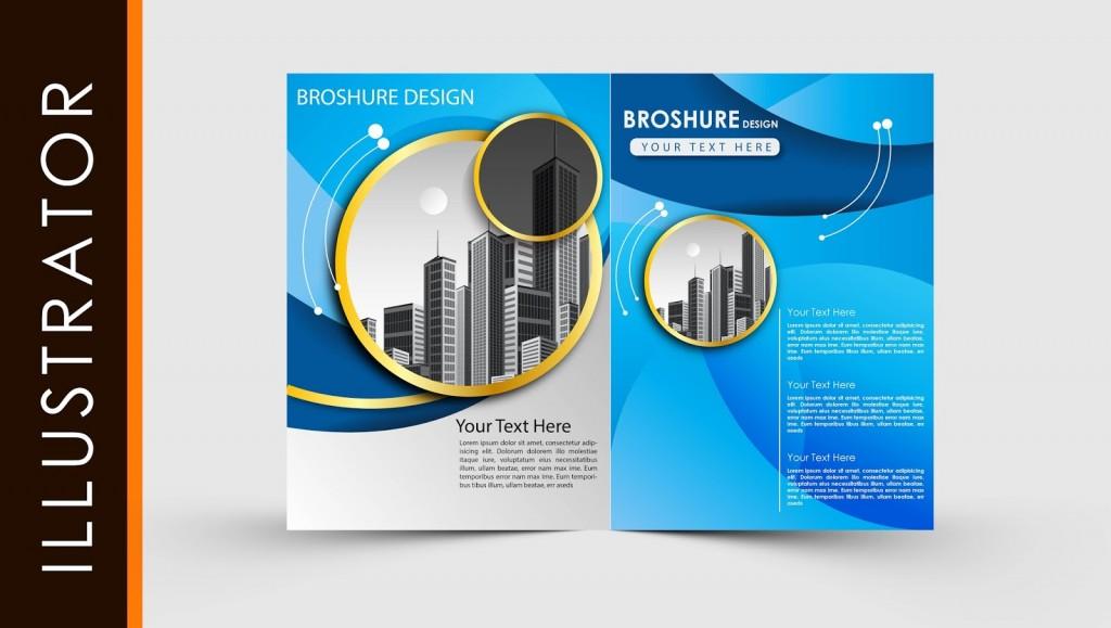 005 Magnificent Free Download Flyer Template Design  Templates Blank Leaflet Word PsdLarge