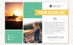 005 Magnificent Half Page Flyer Template Sample  Templates Google Doc Free Word Canva