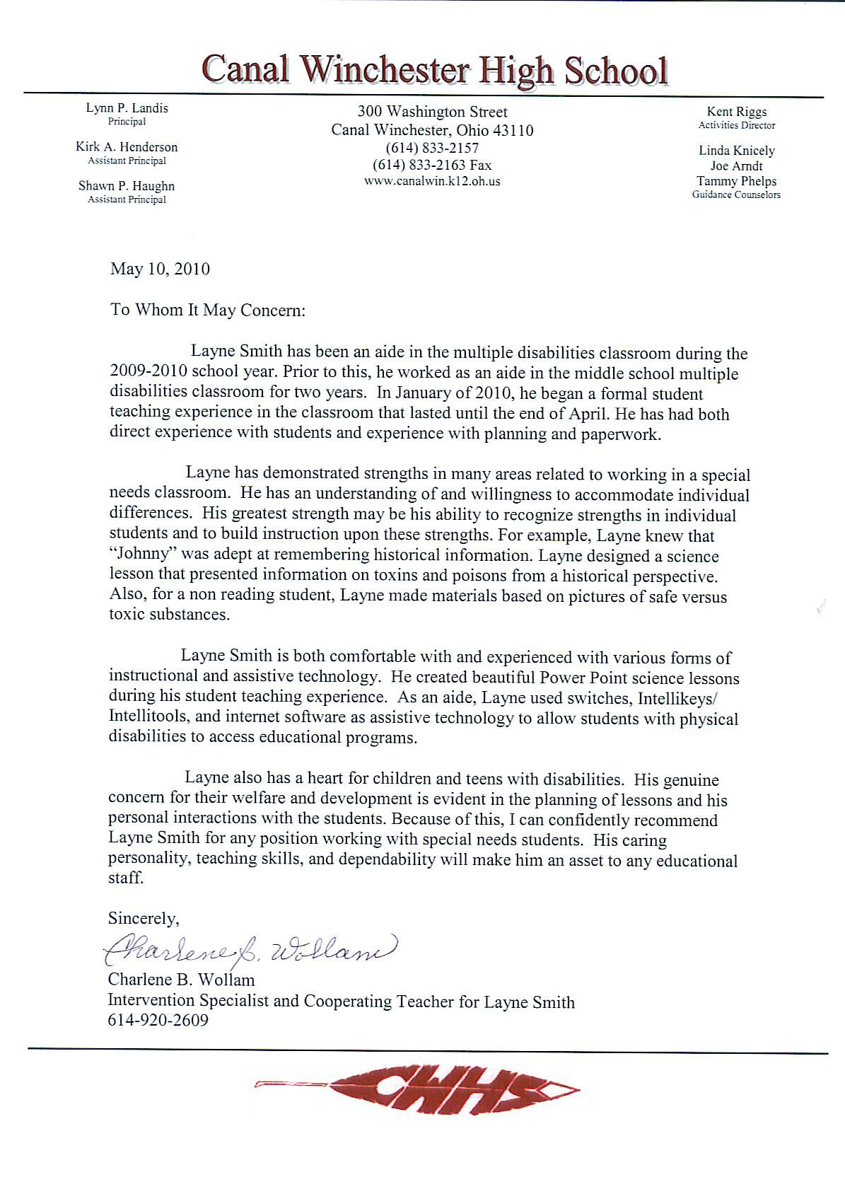 005 Magnificent Letter Of Recommendation For Student Teacher From Cooperating Template High Resolution Full