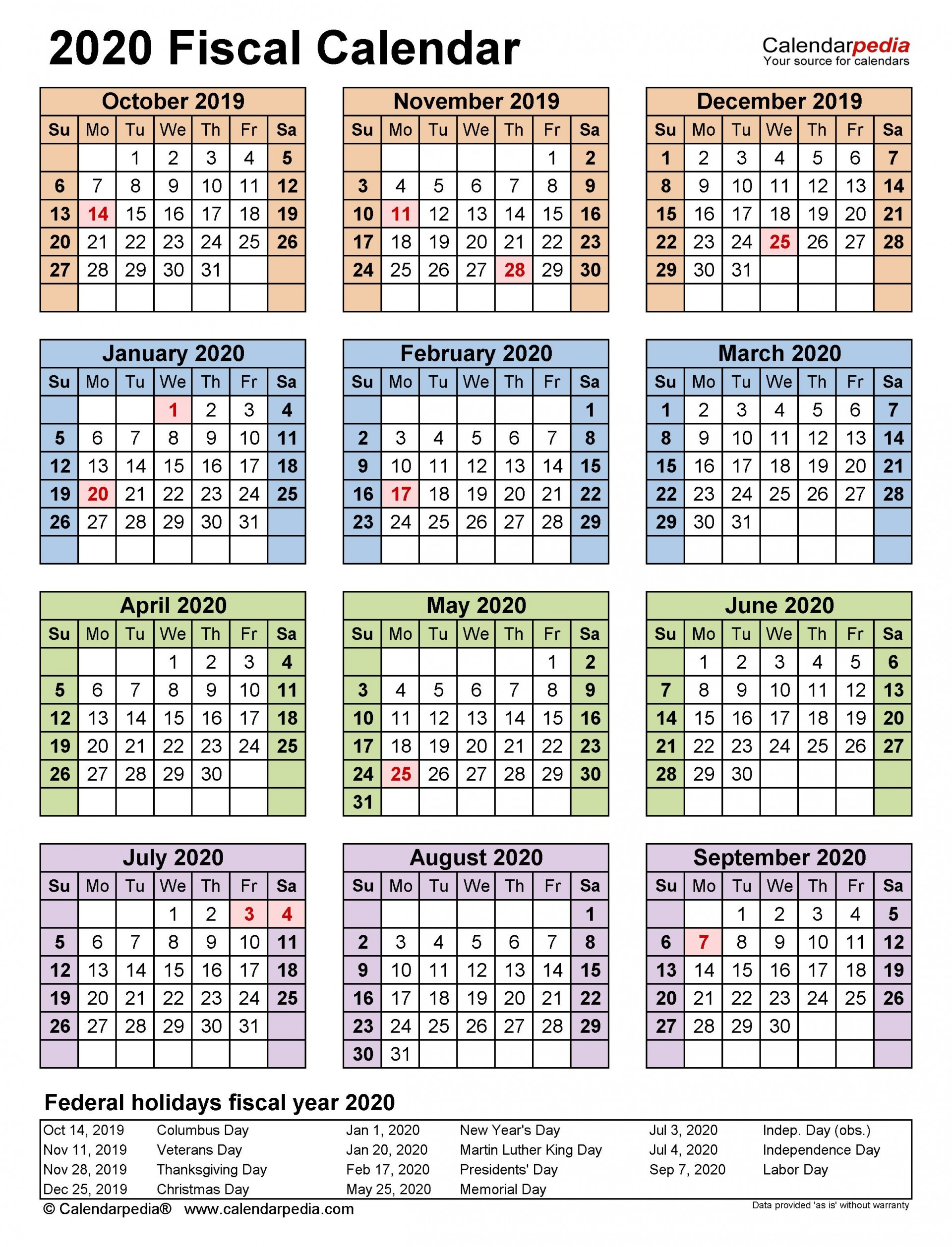 005 Magnificent Payroll Calendar Template 2020 Image  Biweekly Schedule Excel Free1920