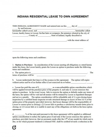 005 Magnificent Rent To Own Agreement Template Concept  Contract Florida South Africa360