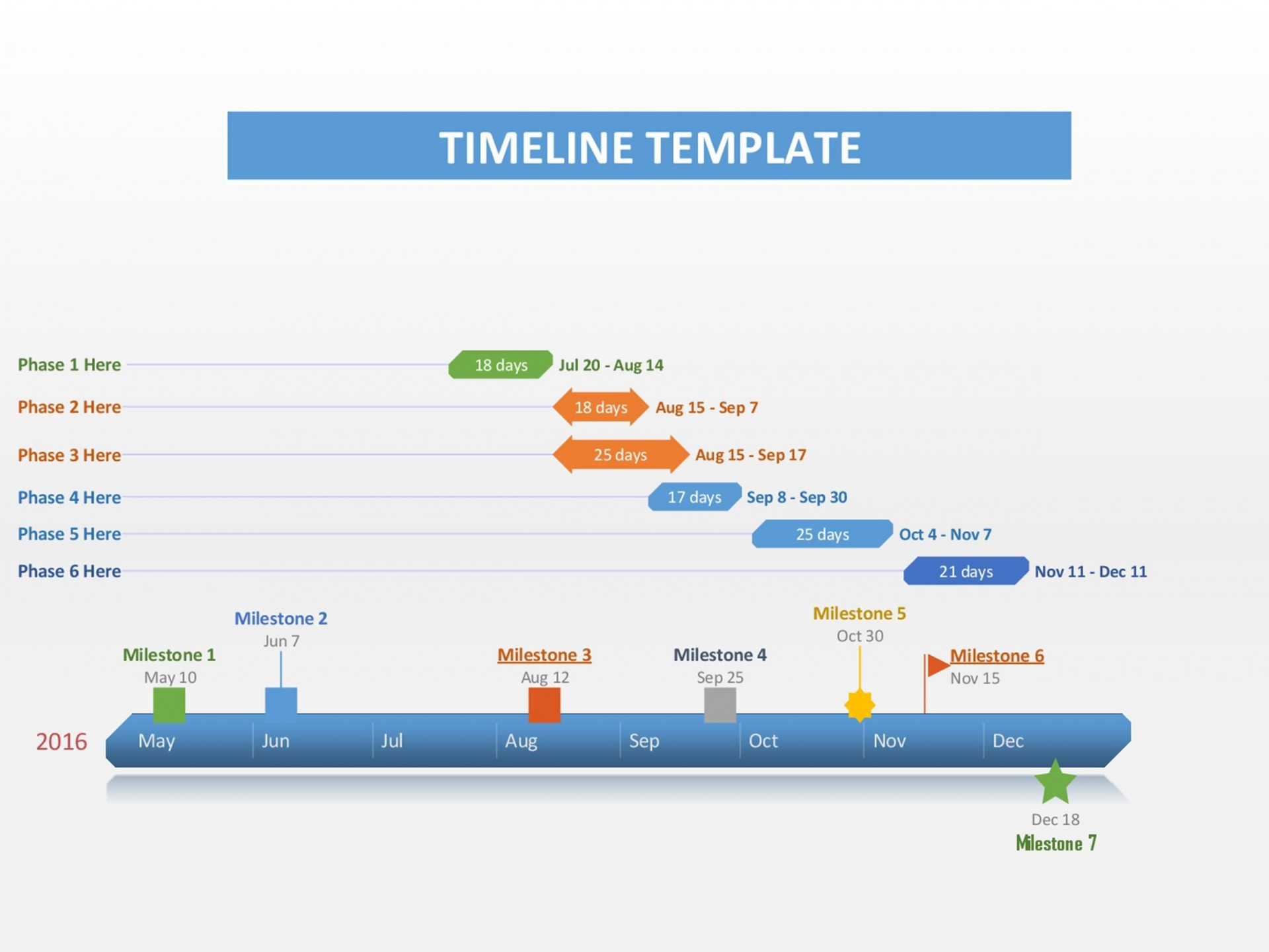 005 Magnificent Timeline Template For Word 2016 High Definition 1920