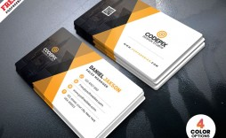 005 Marvelou Busines Card Template Psd Image  Professional Photographer Freebie Visiting File Free Download
