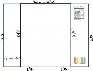 005 Marvelou Candy Bar Wrapper Template Microsoft Word High Def  Blank For Printable Free320