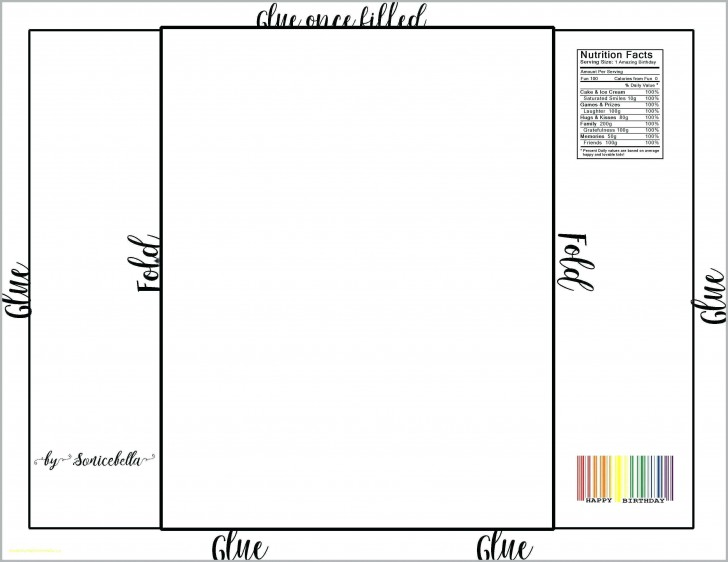 005 Marvelou Candy Bar Wrapper Template Microsoft Word High Def  Blank For Printable Free728