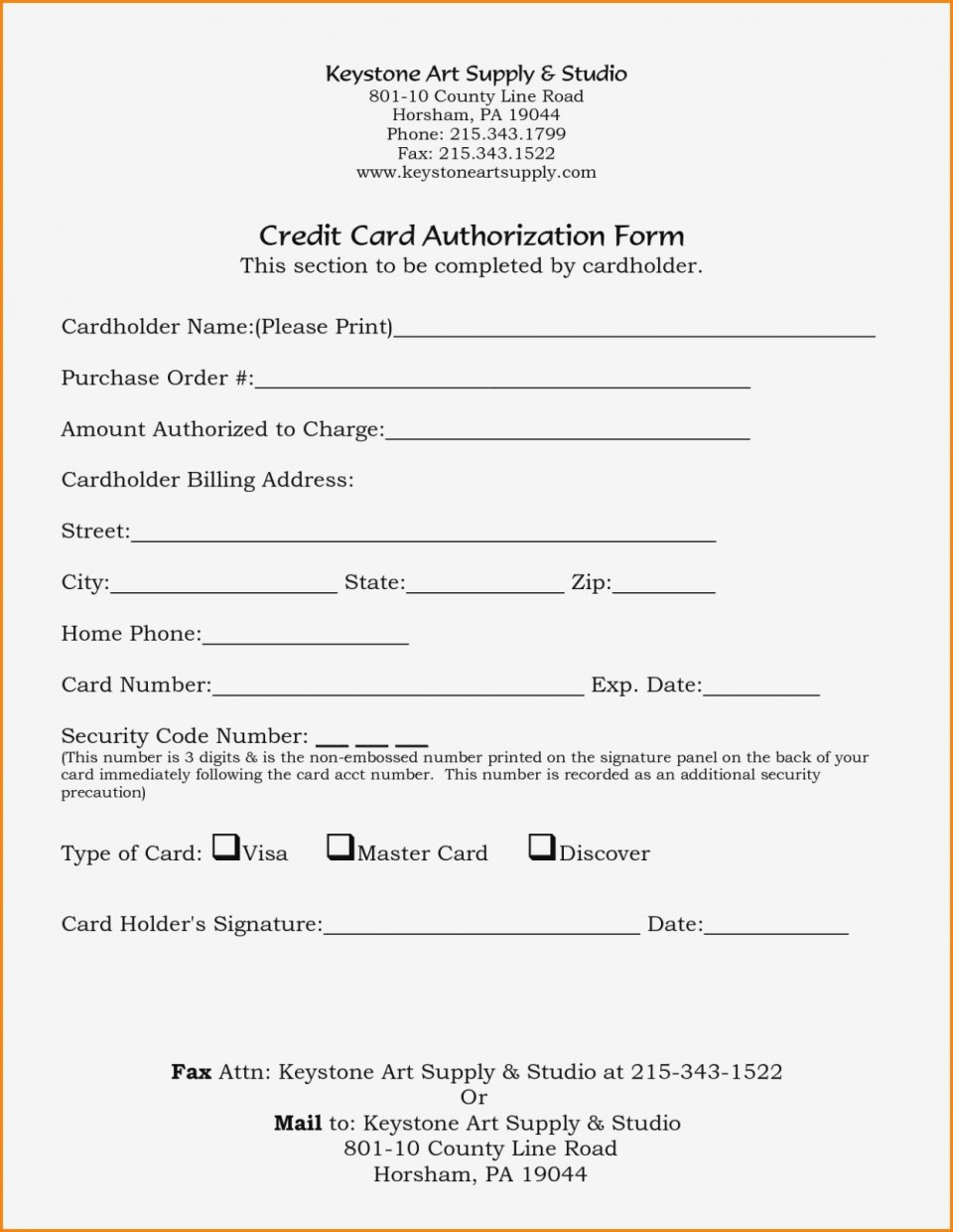 005 Marvelou Credit Card Authorization Template Idea  Form For Travel Agency Free Download Google Doc960