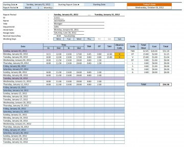 005 Marvelou Employee Time Card Calculator Excel Template Picture 360