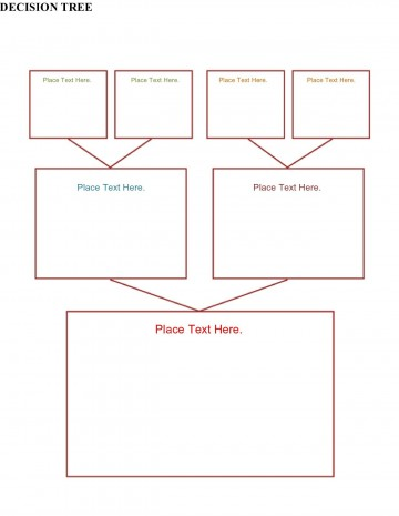 005 Marvelou Free Decision Tree Template In Word Or Excel High Definition 360