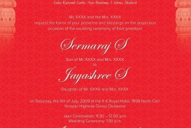 005 Marvelou Free Online Indian Wedding Invitation Card Template Image