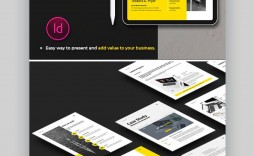 005 Marvelou Graphic Design Proposal Template Word High Def