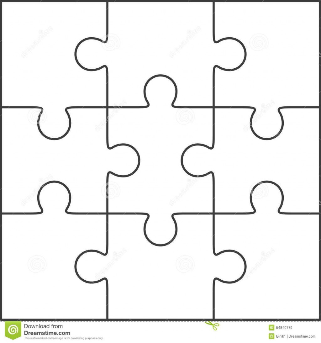 005 Marvelou Jig Saw Puzzle Template Photo  Printable Blank Jigsaw Vector Free PngLarge